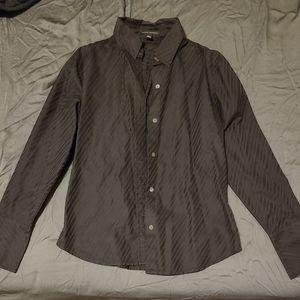 Banana republic button down shirt